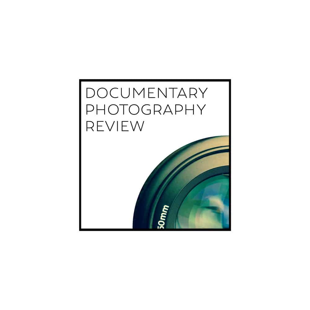 Documentart Photography Review logo - Podcast production by Open Eye Media
